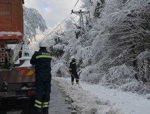 BEDAŞ bu seferki kar yağışına sıkı hazırlandı