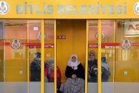 Bitlis'te 7 merkezi otobüs durağına klimalı takıldı