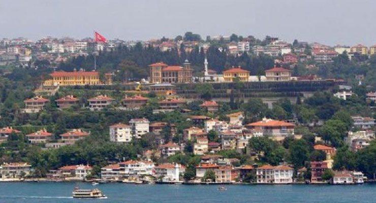 Uzertaş Boya, Cengelköy'de arsa edindi