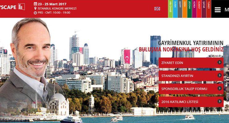 Cityscape Turkey'nin 2. fuarına kimler katılıyor?