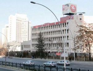 Özal'ın yaptırdığı parti binası icradan satılıyor