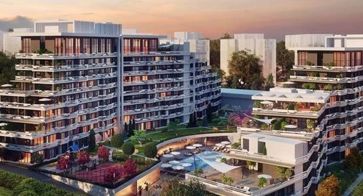 Erguvan Premium Residence'ta 450 bin TL'ye 2+1 daire