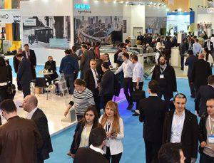 Eurasia Rail 2 Mart'ta kapılarını açacak