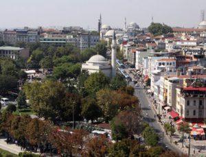 Fatih Belediyesi 201 günlük kiralanan evi mühürledi