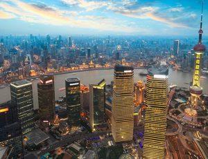 Gökdelen yapımında 2016'nın şampiyonu Çin