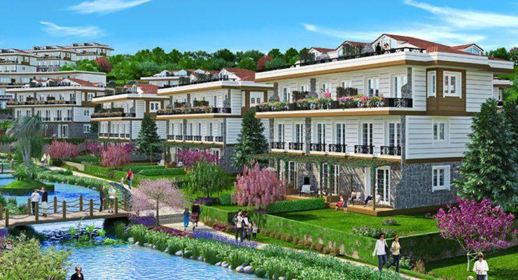 Green Village Şile 2'de 355 bin TL'ye 3+1 daire