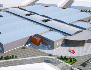İnegöl Fuar Merkezi 24 Ocak'ta ihaleye çıkıyor