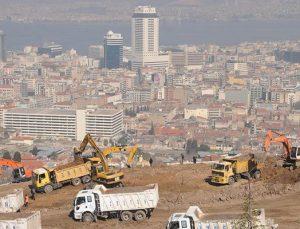 EVA: İzmir'de 43 milyon metrekarelik alan dönüşüyor