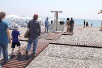 Antalya Uğrak Kadınlar Plajı bu yaza açılıyor