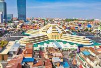 Çinlilier dünyanın en yüksek ikiz kulelerini Kamboçya'ya dikecek