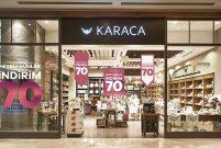 Karaca'nın 'Neşeli Günler'in de yüzde 70'e varan indirim var