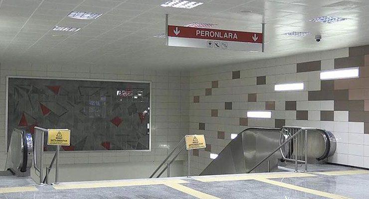 Ankara Keçiören Metrosu yarın hizmete giriyor