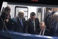 Keçiören Metrosu açıldı, 15 Ocak'a kadar ücretsiz