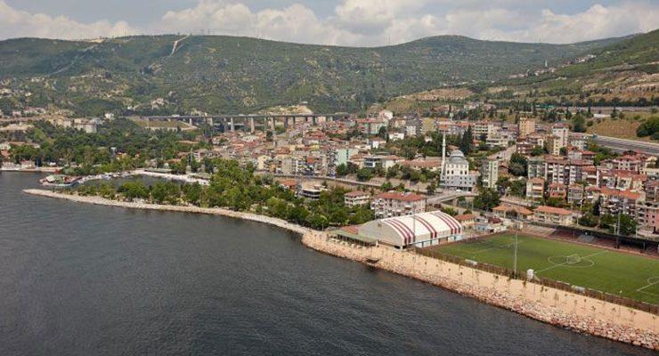 Kocaeli Körfez'de 1,9 milyon TL'ye 2,3 dönüm arsa