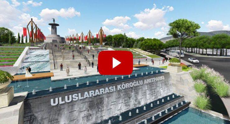 Uluslararası Köroğlu Parkı Türk Kültürü'nü bir araya getiriyor