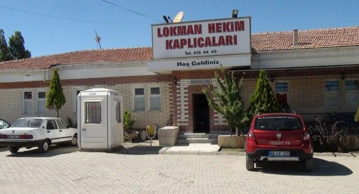 Sorgun'da Lokman Hekim Kaplıcaları satılıyor