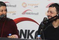 Mehmet Erdem, ANKAmall'da sevenleriyle bir arada