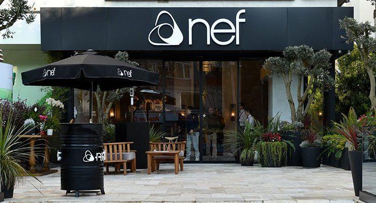 Nef, Bağdat Caddesi'nde satış ofisi açtı