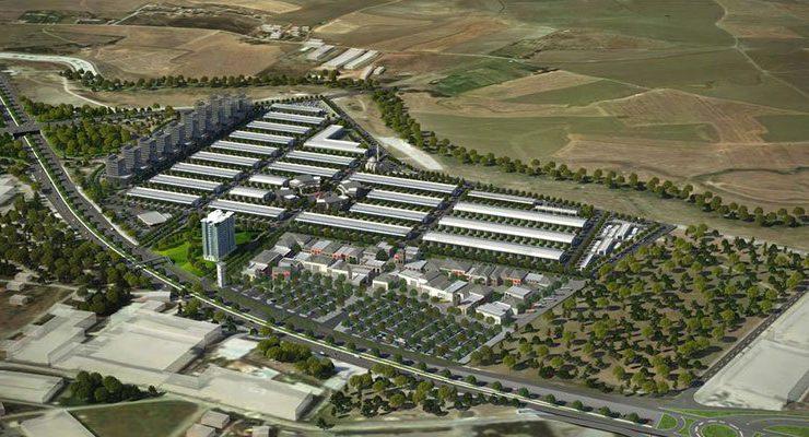 Otonomi Outlet AVM ve Yaşam Merkezi projesi başlıyor