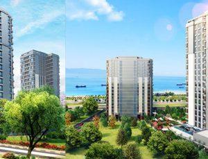 Pendik'in yeni projesi Portre Sahil satışa çıktı