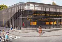 Reşat Nuri Sahnesi'ne camdan yeni bina yapılacak