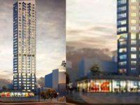 Şişli'ye yapılan rezidansın kapasitesi 13 bin metrekare arttı