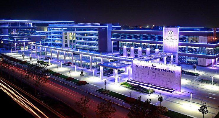 Sultangazi Belediyesi 5 katlı bina arsası satıyor