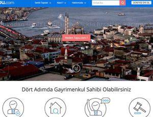 Tapu.com Bursa'da 20 gayrimenkulü satışa çıkardı