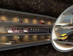 3 Katlı Büyük İstanbul Tüneli için 4 firma teklif verdi