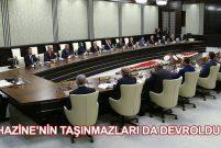 Bakanlar Kurulu kararıyla Türkiye Varlık Fonu'nun eli güçlendi