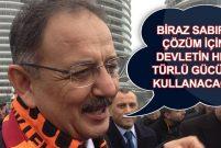 Çevre Bakanı Mehmet Özhaseki Fikirtepe'ye karargâh kuruyor