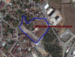 Alper İnşaat Pendik Yayalar'da 1086 dairelik proje yapacak