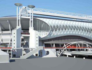 Rönesans Holding Amsterdam Arena'yı yenileyecek
