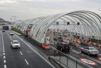 Avrasya Tüneli'nden 50 günde 1 milyondan fazla araç geçti
