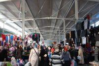 Bağcılar Belediyesi pazar çatısı söktürecek