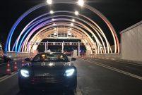 Mustafa Ceceli Avrasya Tüneli'nde  Kıymetlim'e klip çekti