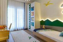 Gönye Proje Tasarım çocuk odalarını hayal gücüyle kurguluyor