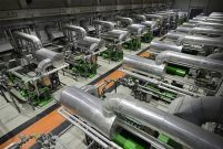 Erzincan Belediyesi çöpteki gazdan enerji üretecek