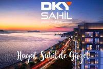 DKY Sahil projesi tanıtılıyor
