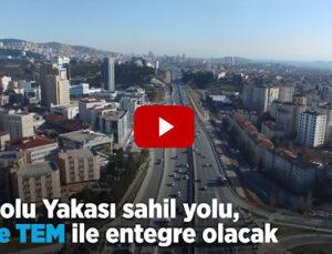 İBB yeni projesiyle TEM, E-5 ve Sahil Yolu'nu birbirine bağlıyor