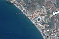 Fethiye'de icradan satılık turistik tesis imarlı arsa
