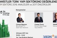Ekonomistler Türk yapı sektörünü değerlendiriyor