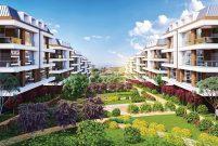 Eskişehir Flora Evleri yatay mimariyle 72 daire sunuyor