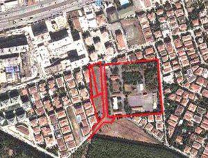 Florya'daki askeri alanın plan değişikliği iptal edildi