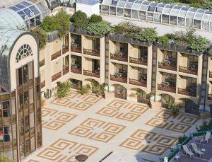 Kervansaray Termal Otel'in satışı son anda durduruldu