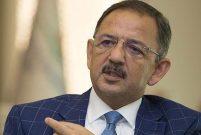 Mehmet Özhaseki 2016'yı değerlendirip Fikirtepe'yi anlatacak