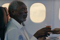THY, Morgan Freeman'la 800 milyon izleyiciye ulaştı