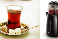 Philips Çay Ustası soğuk günlerde insanın içini ısıtıyor