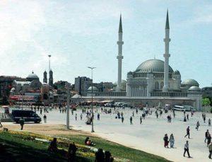Taksim Camisi'nin arsası 2. Mahmut'un vakfiyesi çıktı