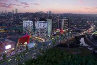 Sur Yapı Tempo City ile Kağıthane'ye 200 milyon lira ayırdı